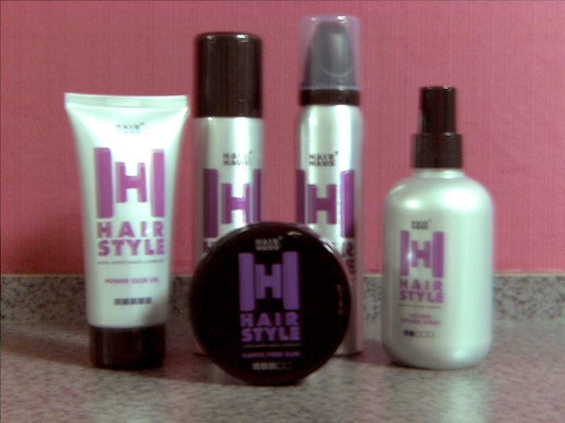 Haarstyling Produkte Aus Dem Online Shop Hair Haus