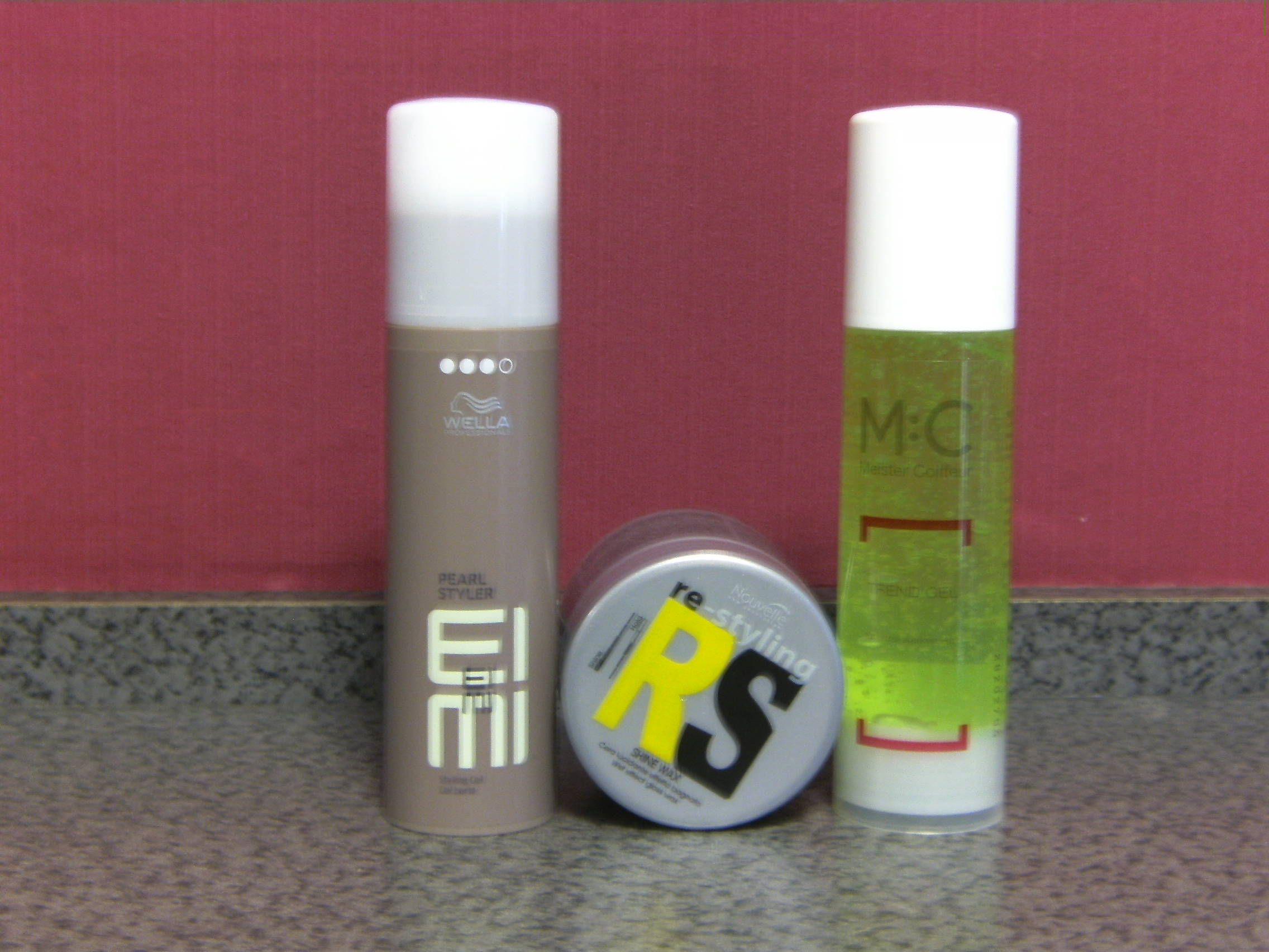 Styling Produkte aus Rheinberg – Festiger und Glanzspray